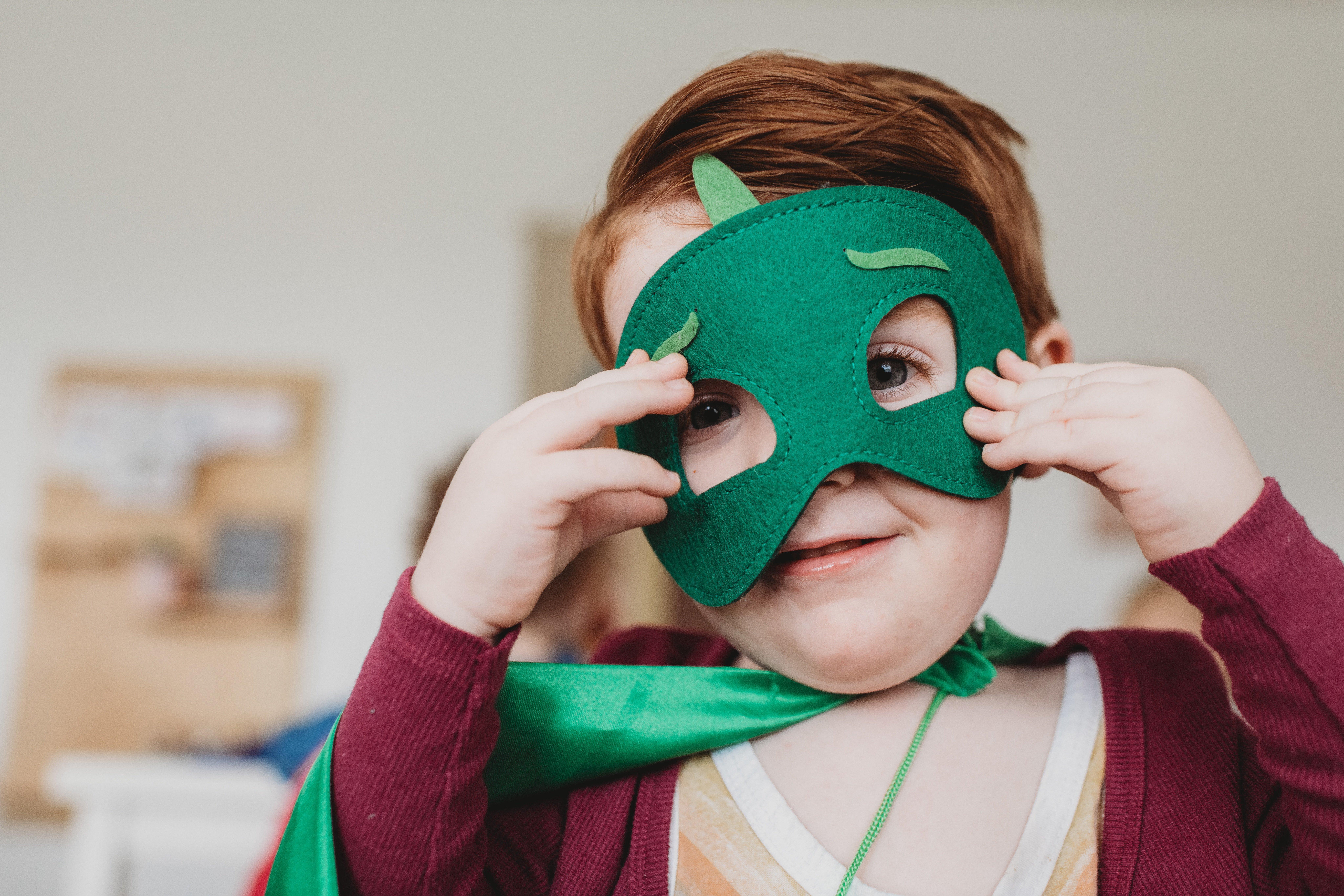 Maska Dijete Unsplassh